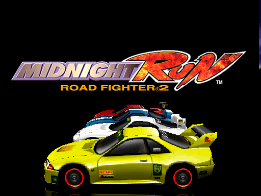 Midnight Run - Road Fighter 2 [Model GX476] screenshot