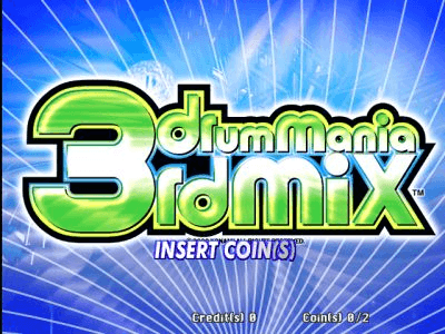 DrumMania 3rdMix [Model GCA23] screenshot