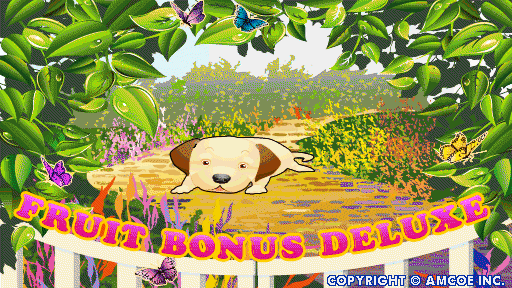 Fruit Bonus Deluxe screenshot