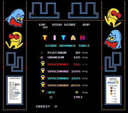 Titan screenshot