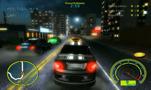 Street Racing Stars [Model MDX-1] screenshot
