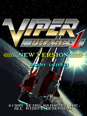 Viper Phase 1 New Version screenshot
