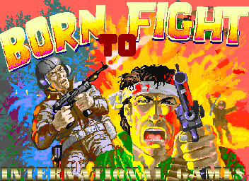 Born To Fight screenshot