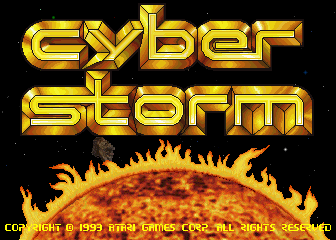 Cyberstorm screenshot