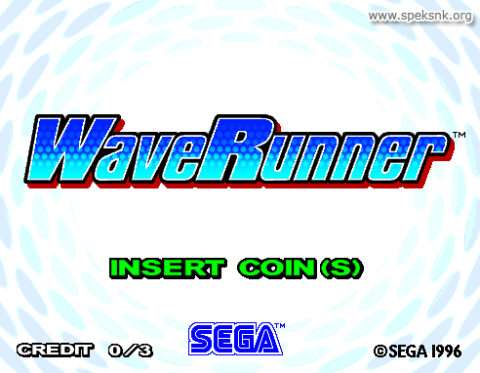 WaveRunner screenshot