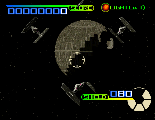 Star Wars Trilogy Arcade [Standard model] screenshot