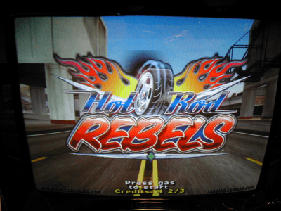 Hot Rod Rebels screenshot