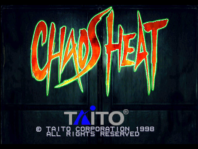 Chaos Heat screenshot