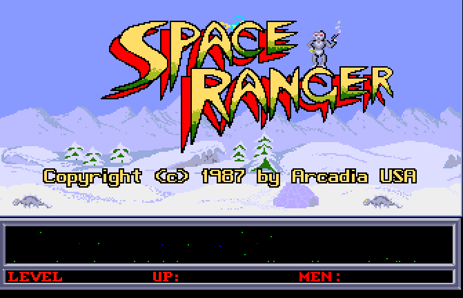 Space Ranger screenshot