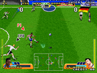 ES Evolution Soccer screenshot