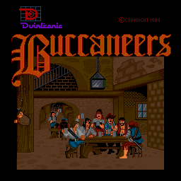 Buccaneers screenshot
