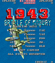 1943 - Battle of Midway [Hack] screenshot