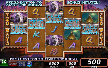 Spiele Thundering Buffalo - Video Slots Online
