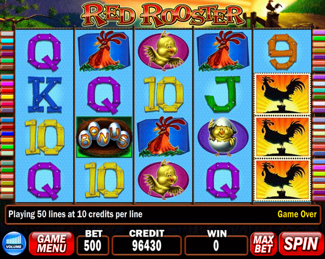 Red Rooster screenshot