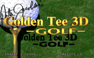 Golden Tee 3D Golf screenshot