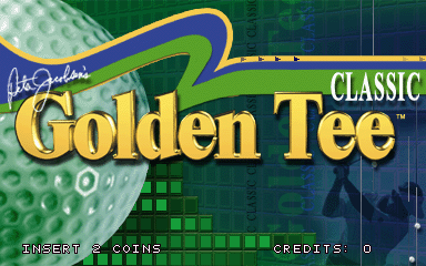 Golden Tee Classic screenshot