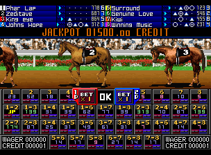 Jockey Grand Prix screenshot