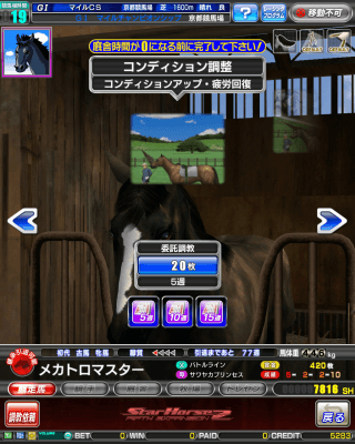 Star Horse 2 - Fifth Expansion screenshot