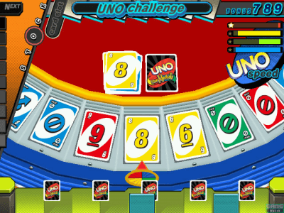 Uno the Medal screenshot