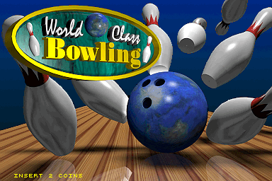 World Class Bowling Deluxe screenshot