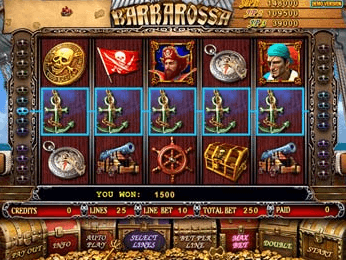 Barbarossa screenshot