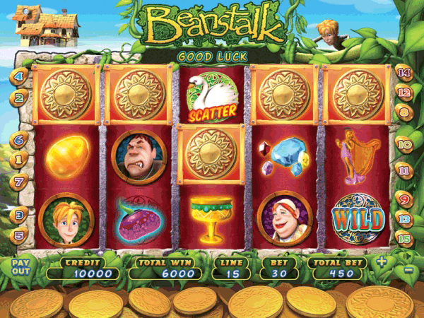 Beanstalk screenshot