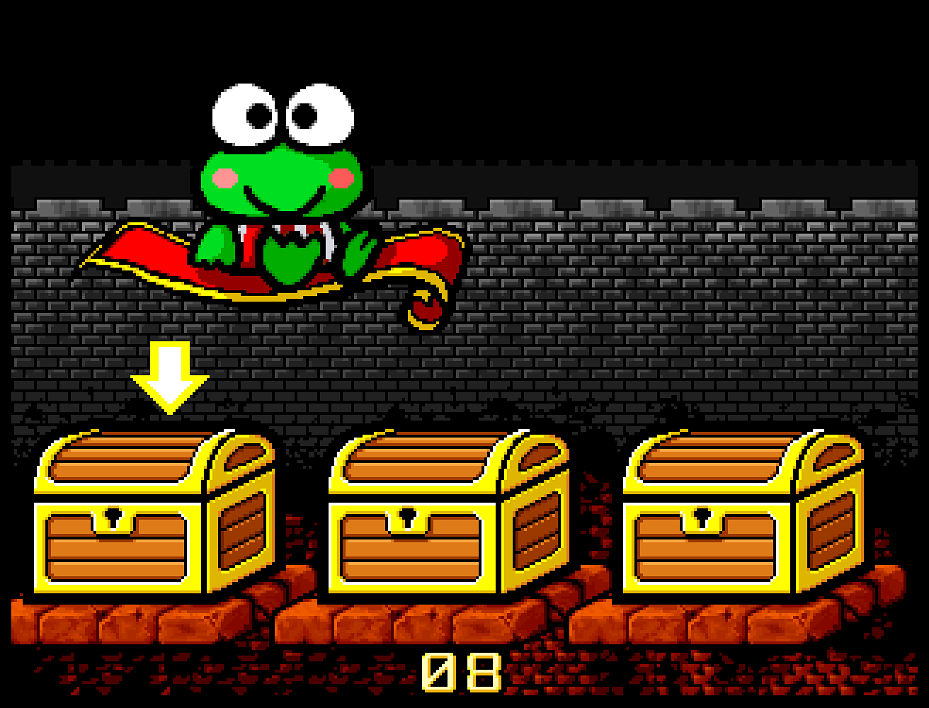 Kero Kero Keroppi's Let's Play Together screenshot