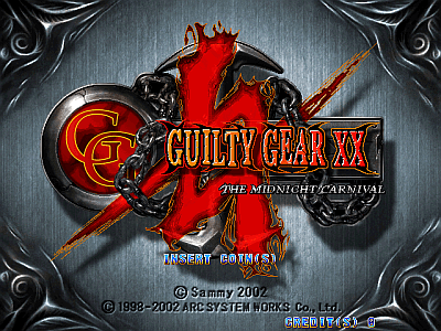 Guilty Gear XX [Model GDL-0011] screenshot