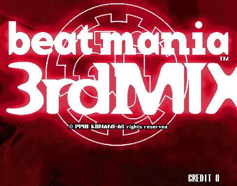 beatmania 3rdMix screenshot