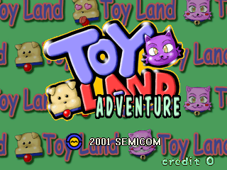 Toy Land Adventure screenshot