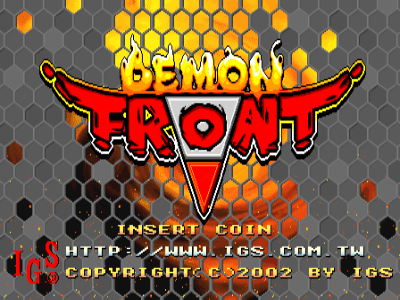 Demon Front screenshot