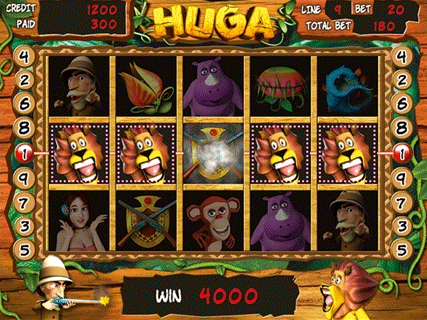 Huga screenshot