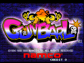 Gunbarl screenshot
