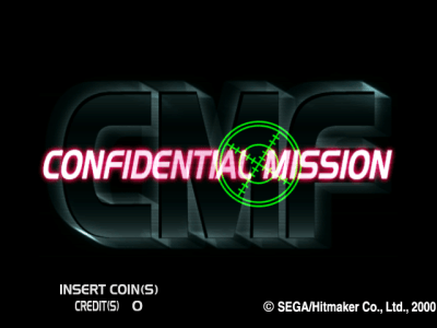 Confidential Mission screenshot