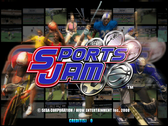 Sports Jam [Model GDS-0003] screenshot