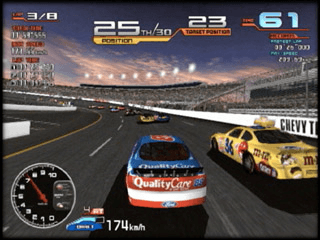 NASCAR Arcade screenshot