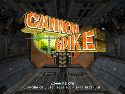 Cannon Spike [Model 841-0012C-01] screenshot