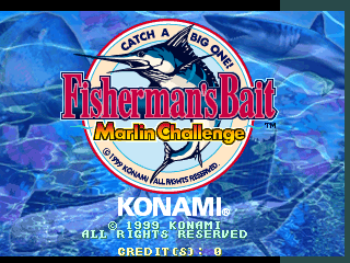 Fisherman's Bait - Marlin Challenge [Model GX889] screenshot
