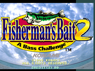 Fisherman's Bait 2 - A Bass Challenge [Model GC865] screenshot