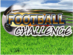 Football Challenge [Model ICA119] screenshot