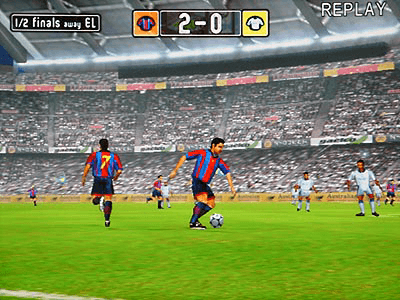 gaelco FOOTBALL screenshot