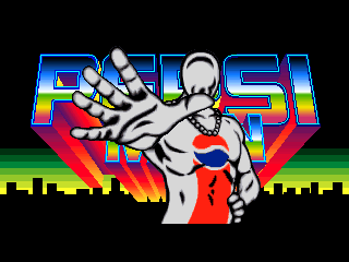 PEPSI Man screenshot