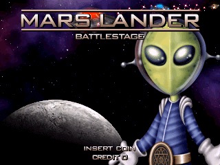 Mars Lander Battle Stage screenshot