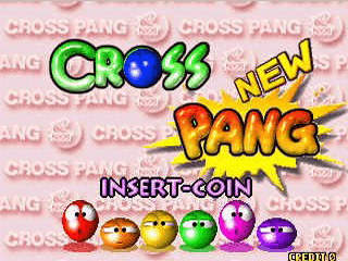 New Cross Pang screenshot
