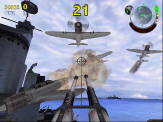 Air Raid - This Is Not A Drill screenshot