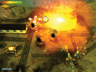 Air Strike screenshot