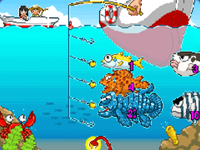 Fisherman Battle screenshot