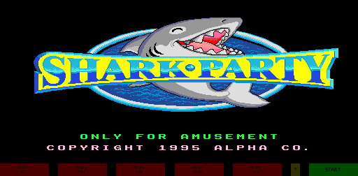 Shark Party screenshot