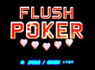 Flush Poker screenshot