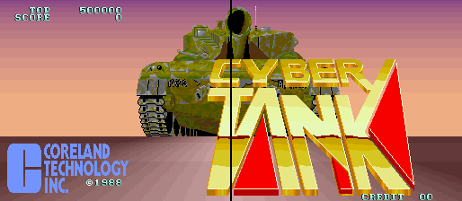 Cyber Tank screenshot